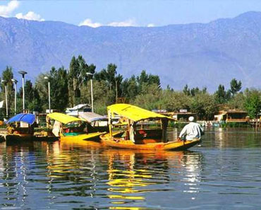 Charming Kashmir Holidays